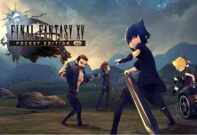 Final Fantasy XV Pocket Edition HD  arriverà anche su Nintendo Switch!