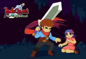 JackQuest: The Tale of the Sword - Recensione