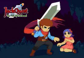 Il platform d'azione JackQuest: The Tale of the Sword arriverà alla fine del 2018 su Steam e console!