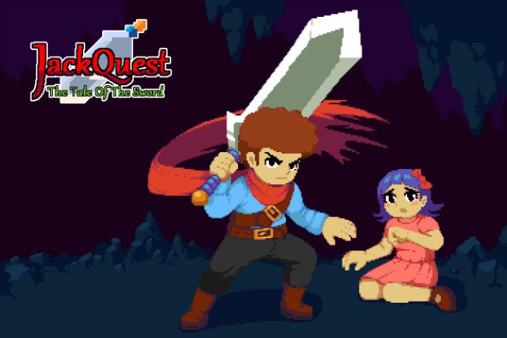 JackQuest: The Tale of the Sword arriverà il prossimo 24 gennaio su PC e console!