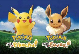 Pokémon: Let's Go! (Eevee e Pikachu): disponibile la demo sull'eShop di Nintendo Switch!