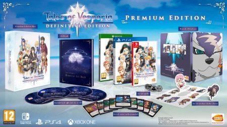Premium Edition Tales of Vesperia