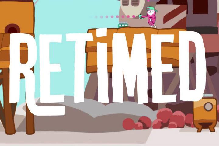 Retimed: il party game sparatutto arriva oggi, 20 settembre, su Nintendo Switch!