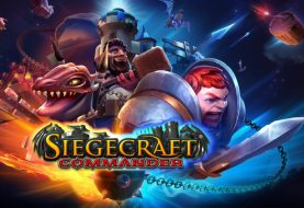 Siegecraft Commander: lo strategic game arriverà il 19 settembre su Nintendo Switch!