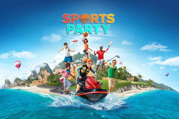 Sports Party: il party game arriverà il prossimo 30 ottobre in esclusiva su Nintendo Switch!