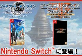 Sword Art Online: Fatal Bullet e Hollow Realization annunciati per Nintendo Switch! [AGGIORNATO]