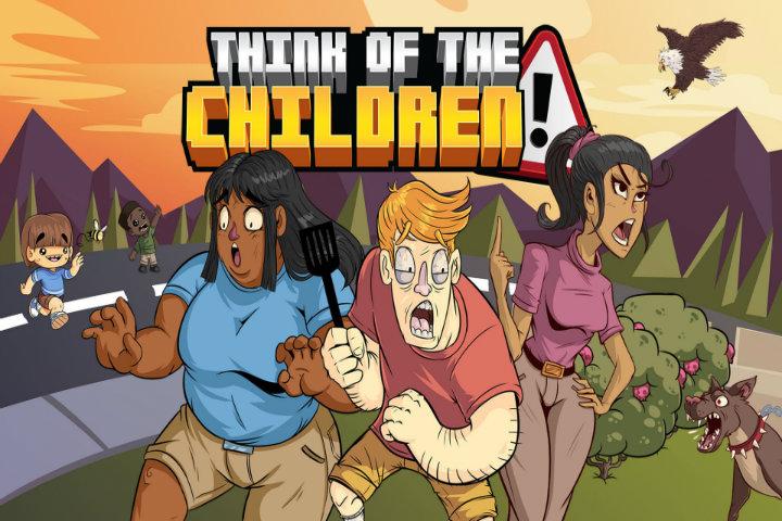 Think of the Children: dimostriamo di essere dei bravi genitori il 25 settembre su Nintendo Switch!