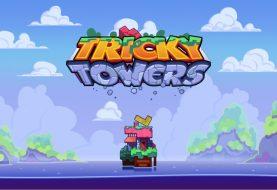 Tricky Towers: il party game impilerà mattoni l'11 ottobre su Nintendo Switch!
