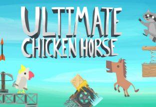 Ultimate Chicken Horse: il party game platform arriverà il 25 settembre su Nintendo Switch!