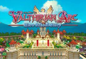 Valthirian Arc: Hero School Story creerà eroi il 2 ottobre su Nintendo Switch!