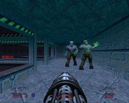 Doom 64 Cyberdemone