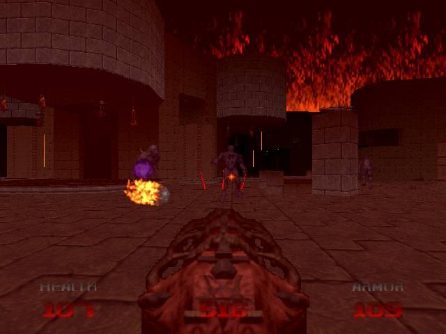 Doom 64 Unmarker