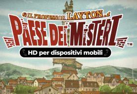 Mobile: Arriva il Professor Layton ed il paese dei Misteri HD