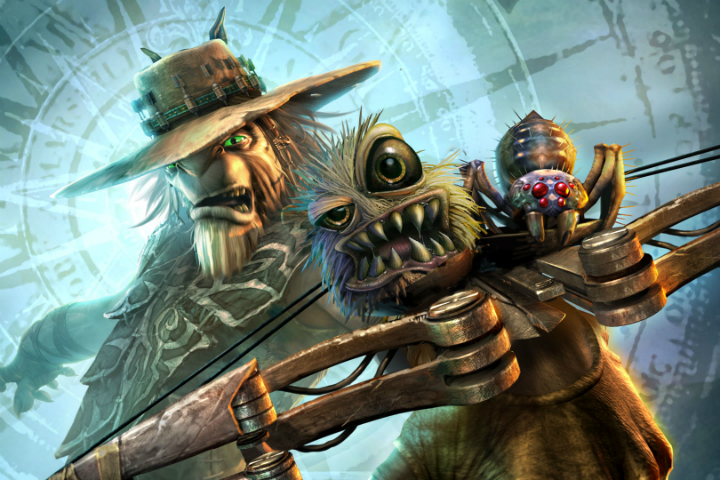 Oddoworld Stranger's Wrath HD