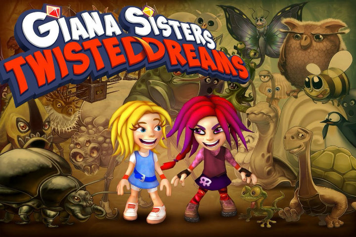 Giana Sisters: Twisted Dreams – Owltimate Edition – Recensione