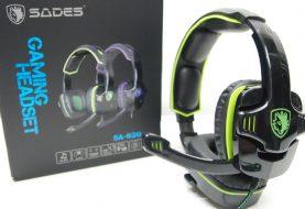 Sades SA 930 Green: le cuffie Gaming super economiche - Recensione