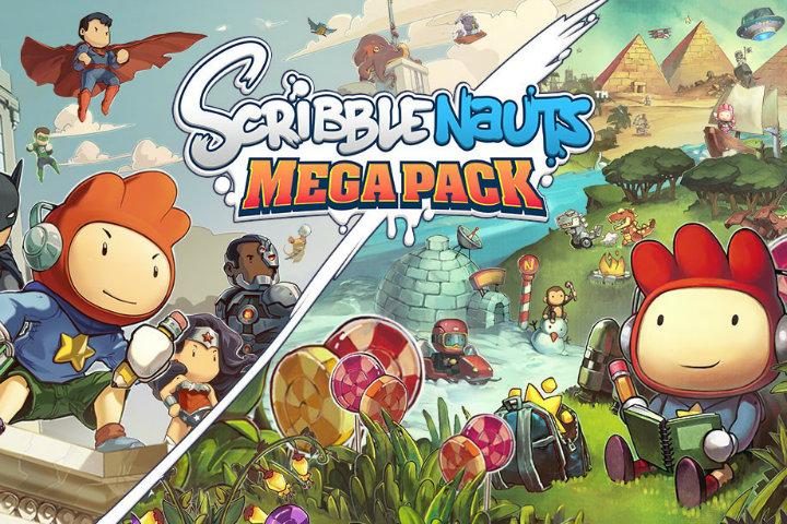 Scribblenauts Mega Pack – Recensione