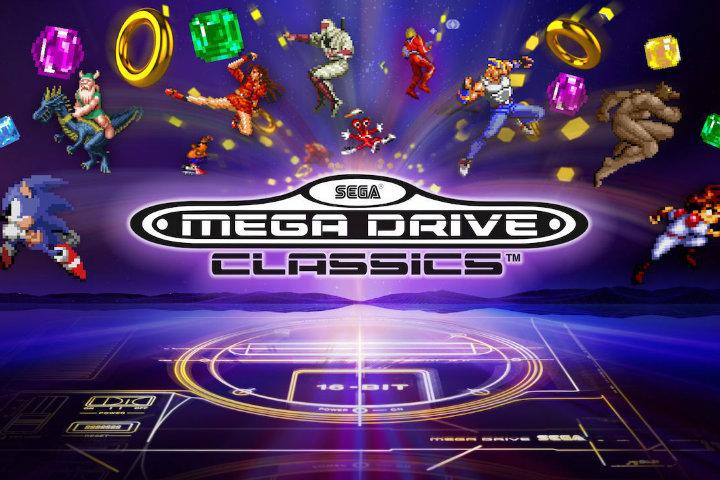 Ritorno al passato… in arrivo Sega Mega Drive Classics!