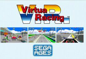 Virtua Racing è in arrivo su Nintendo Switch grazie al progetto SEGA AGES
