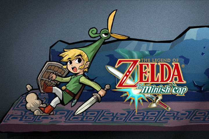The Legend Of Zelda: The Minish Cap – Sessantaquattresimo Minuto