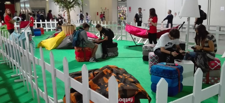 MGW2018 Area Relax