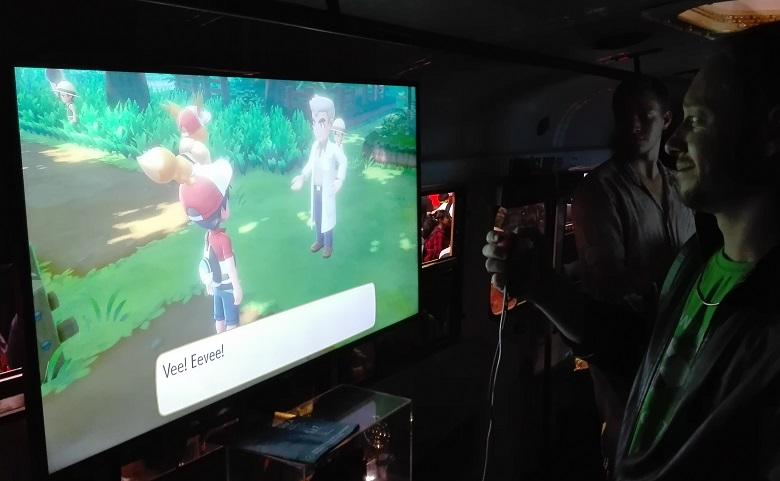 MGW2018 Pokemon Let's Go
