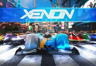 Xenon Racer ci mostra un assaggio delle piste di Dubai e Shanghai!