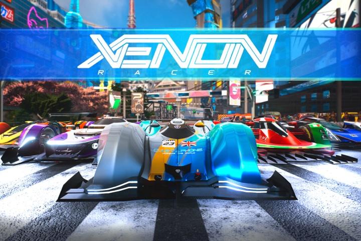 Xenon Racer: svelato il piano post lancio del gioco!