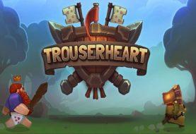 Trouserheart: l'action game esce oggi, 4 ottobre, su Nintendo Switch!