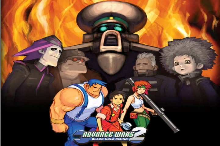 Advance Wars 2: Black Hole Rising – Sessantaquattresimo Minuto