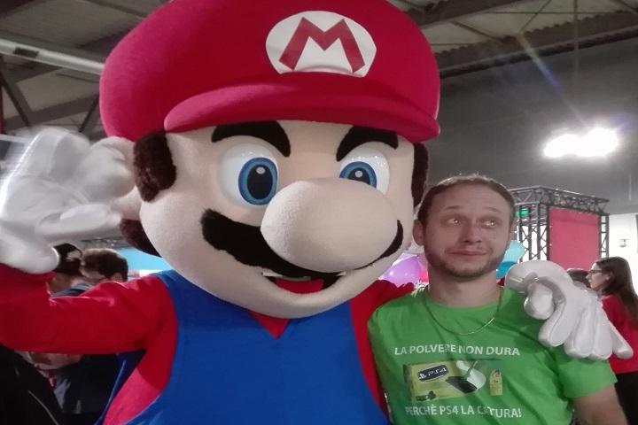 SIDD e Super Mario