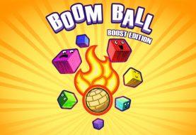 Boom Ball: Boost Edition spacca oggi, 11 ottobre, su Nintendo Switch!