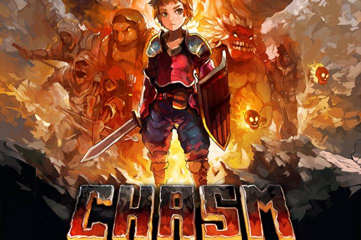 Chasm: il platform d'avventura arriverà l'11 ottobre su Nintendo Switch!