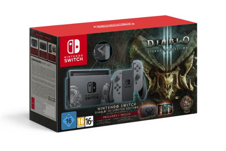 Diablo III: Eternal Collection avrà un bundle con Nintendo Switch!