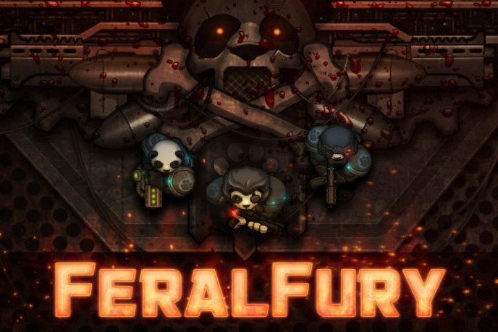 Feral Fury: lo sparatutto d'azione colpirà l'11 ottobre su Nintendo Switch!