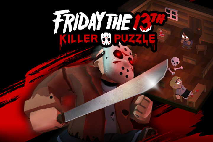 Friday the 13: Killer Puzzle terrorizzerà il 25 ottobre su Nintendo Switch!