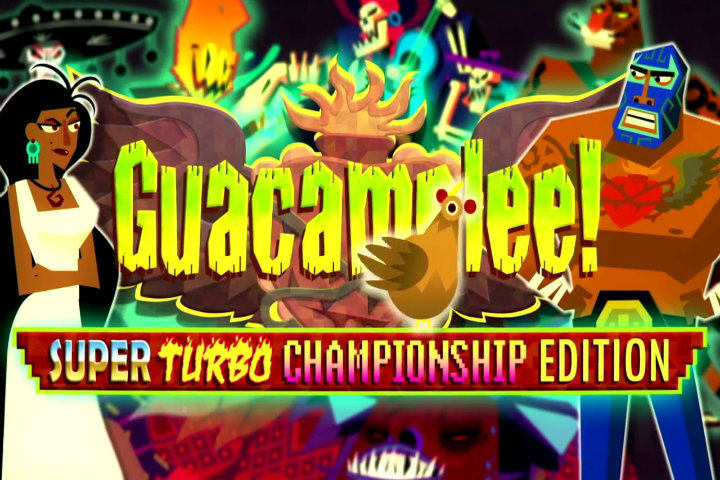 Guacamelee! Super Turbo Championship Edition disponibile da oggi, 8 ottobre, su Nintendo Switch!