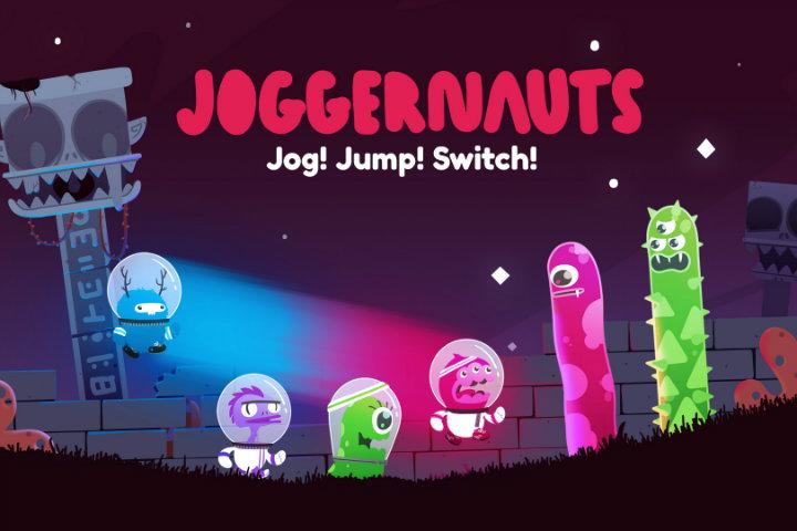Joggernauts: il party game arriva oggi, 11 ottobre, su Nintendo Switch!