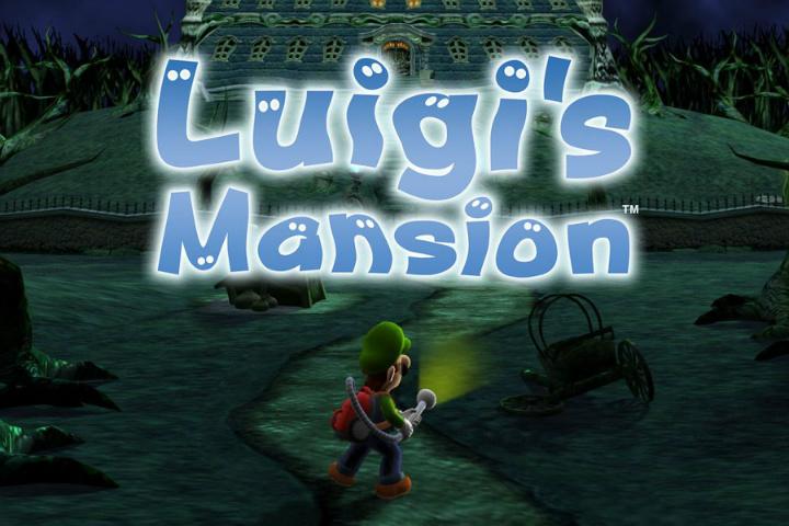 Luigi's Mansion – Recensione
