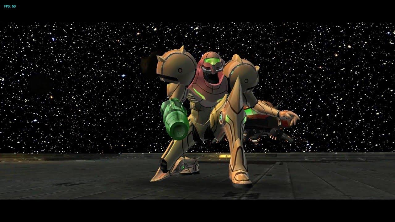 Metroid Prime gameplay