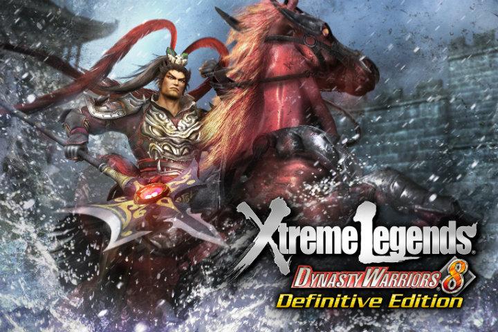 Dynasty Warriors 8 Xtreme Legends Definitive Edition sbarcherà su Nintendo Switch a fine anno
