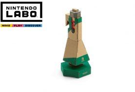 Nintendo Labo: montiamo e voliamo con l'aereo!