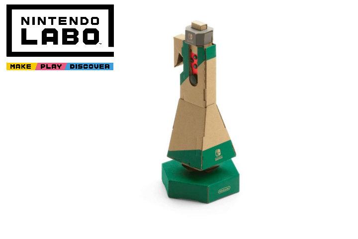 Nintendo Labo Aereo Toy-Con