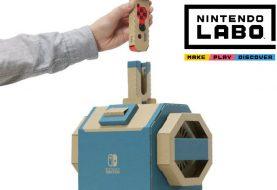 Nintendo Labo: scandagliamo i fondali con il sottomarino!
