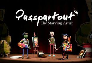 Passpartout: The Starving Artist dipingerà il 18 ottobre su Nintendo Switch!