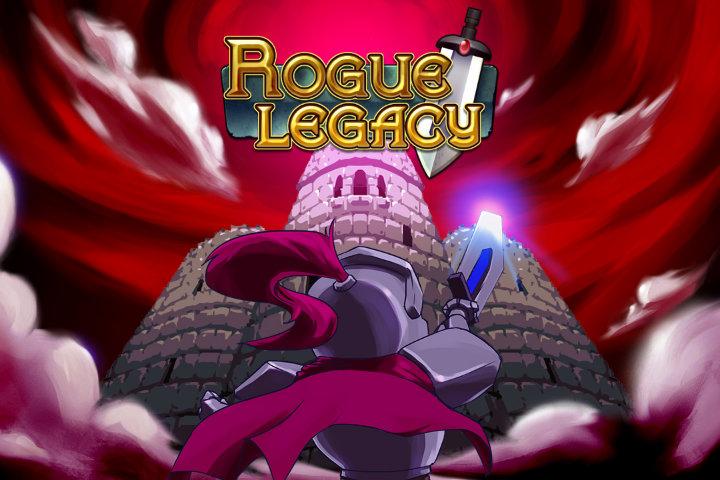 Rogue Legacy: il platform roguelite genealogico arriverà il 6 novembre su Nintendo Switch!