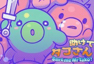Save me Mr Tako: il platform d'avventura retrò arriverà il 30 ottobre su Nintendo Switch!