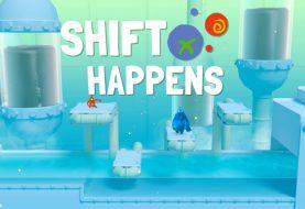 Shift Happens: il puzzle platform arriverà il 10 ottobre su Nintendo Switch!
