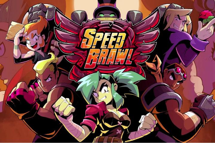 Speed Brawl: il brawler game si azzufferà il 1 novembre su Nintendo Switch!