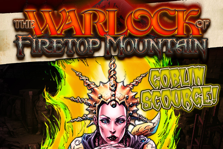 The Warlock of Firetop Mountain: Goblin Scourge Edition! – Recensione